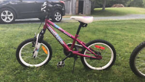 """Supercycle Valley Girls' 16"""" Bike - Like New"""