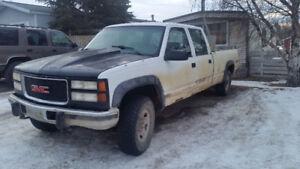 Rare 1994 1 ton crew cab