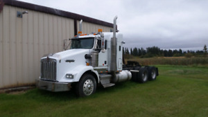 2007 Kenworth Pre-emission with CAT