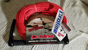 SKI ROPE PROLINE 75 FT BRAND NEW PAID OVER $120 SELL $59 Sarnia Sarnia Area image 1