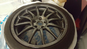 "Mags Team Dynamics Pro Race 1.2 18"" + Michelin Pilot Super Sport"