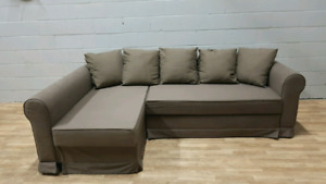 Free delivery: Ikea Sofabed Sectional