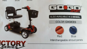 Scooter GoGo sport 4-Wheel