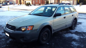 2005 Subaru Outback - Great condition, AWG, Automatic