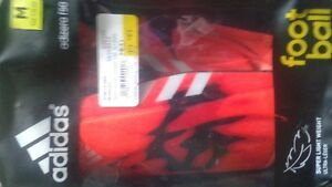 Adidas shin guards size Med in packaging reg. $49.99