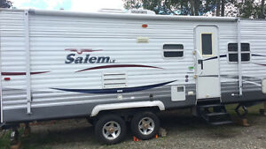 Salem travel trailer