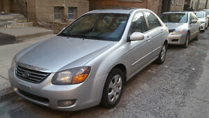 Kia Spectra LX 2009. Negotiable