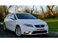 2014 SEAT LEON 1.6 TDI TECHNOLOGY PACK FINANCE AVAILABLE