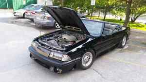1988 gt mustang convertable