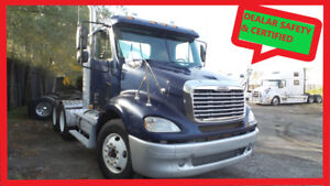 2007 FRIGHTLINER  DAY CAB AUTOMATIC NO DPF SAFETIES/CERTIFIED