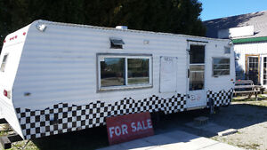 Food Wagon / Chip Truck FOR SALE