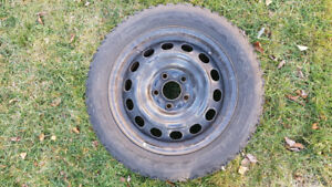 Winter Tires with Rims for Sale 205 55R16