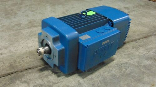 NEW 6.4 HP Demag ZBA 112 A4 B050 Braked Cylindrical Rotor Motor 70713623