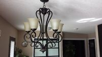 Chandelier - light fixture