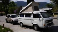 1986 VW Westfalia