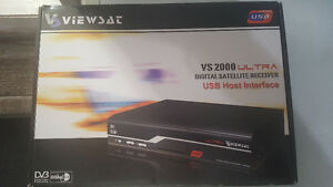 Viewsat VS2000 Ultra (Satellite Receiver - FTA)