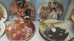 Annie collector plates