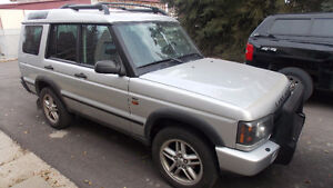 2004 Land Rover Discovery SE 7 SUV, Crossover