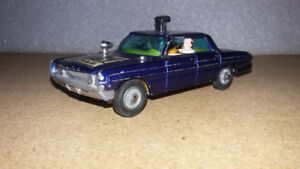 Corgi, Man from UNCLE, Oldsmobile 88, 1/43, diecast.