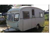 Wanted Vintage Retro Caravan