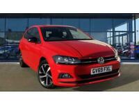 2020 Volkswagen Polo 1.0 EVO 80 Beats 5dr Petrol Hatchback Hatchback Petrol Manu