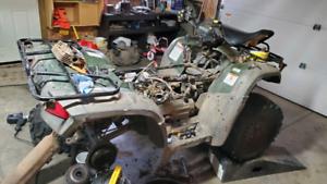 Honda fourtrax 400c