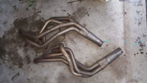 Headers Ford small block .