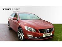 2014 Volvo V60 D6 AWD Plug-in Hybrid Pure Lim Automatic Diesel/Electric Estate