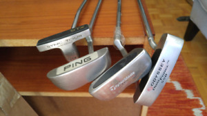 Putters $25 each