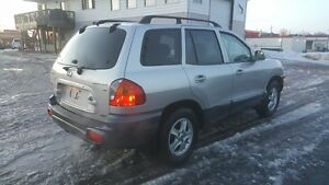 HYUNDIA SANTA FE AWD *** FULLY LOADED SUV *** CERT $4995 Peterborough Peterborough Area image 6