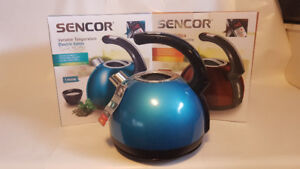 Brand new Temp control Kettle For all those in the know Sencor