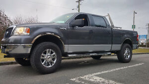 '06 Ford F150 Supercrew 4x4 for sale or trade