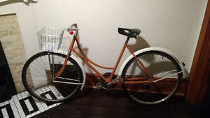Vintage Cruiser Bike