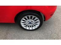 2012 Ford Fiesta 1.4 Titanium 3dr Manual Petrol Hatchback