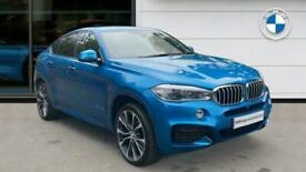 image for 2018 BMW X6 xDrive40d M Sport Edition 5dr Step Auto Diesel Estate Estate Diesel