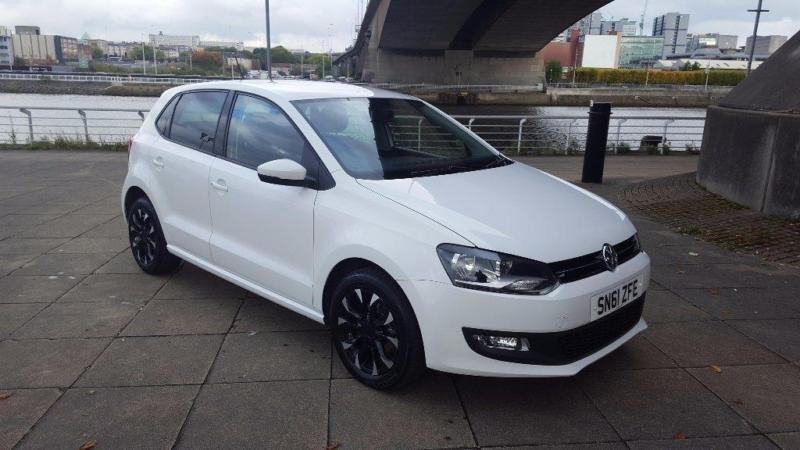2011 volkswagen polo 1 2 match 5dr in southside glasgow gumtree. Black Bedroom Furniture Sets. Home Design Ideas