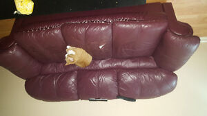 MAKE AN OFFER COUCH AND LOVESEAT MUST GO!!!!