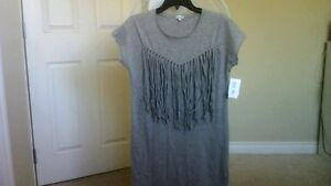 New t-shirt dress from Bootlegger with a tag $9.99.