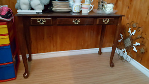 Hall way/ Couch table