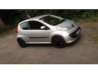 Peugeot 107 2007 cheap! Quick sale