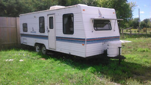 24 ft. Fleetwood Mallard $6500 OBO Sleeps 6