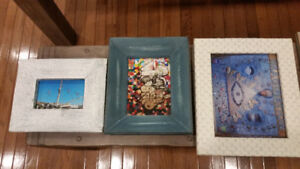 Beautiful decorative rustic & traditional picture frames
