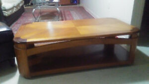 Coffee table 50.00 dollars