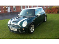 Mini 1.6 Cooper S PX Swap Motorcycle Car Van Anything considered