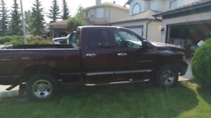 2005 Dodge Ram 1500 - Parting Out
