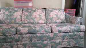Matching Couch and Chair Peterborough Peterborough Area image 1