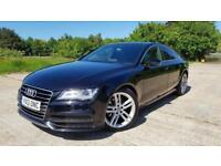2013 Audi A7 3.0 TDI S-Line Sportback Multitronic 1 OWNER LOW MILEAGE