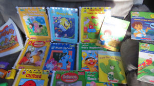 children books(Powertouch, Diego,etc...)