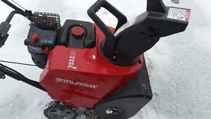 Snow Blower,Single-Stage Gas Snow Blower with 22-Inch Clearing