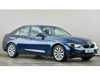 2017 BMW 3 Series 320d SE 4dr Step Auto Saloon diesel Automatic